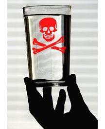 Allarme arsenico nell'acqua di Viterbo