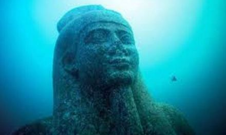 Heracleion, la città egizia che riemerge dal Mediterraneo