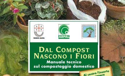 Manuale per il compostaggio domestico realizzato dalla Regione Liguria