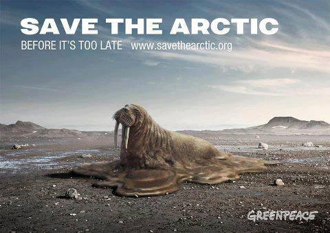 Save the Arctic. A Milano, un concerto benefico per Greenpeace