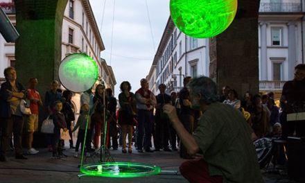 Suonare l'acqua. Pietro Pirelli a Bologna il 24 settembre