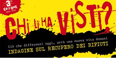 """3° edizione per la campagna """"investigativa"""" sui rifiuti dell'Emilia-Romagna: scopri cosa accade dopo la raccolta differenziata"""
