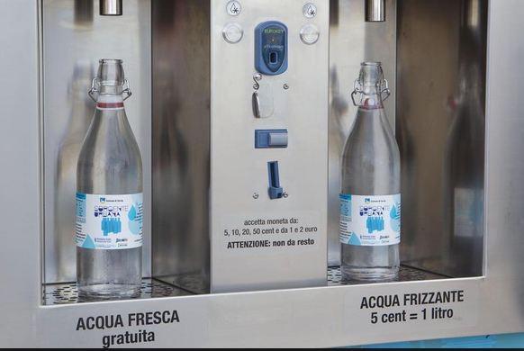 acqua dispenser