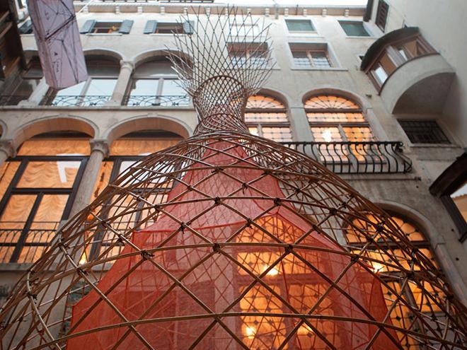 """Warka Tower: la soluzione """"made in Italy"""" alla siccità"""