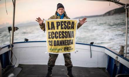 L'arte combatte la pesca illegale