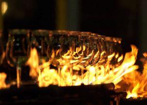 calici vetro produzione