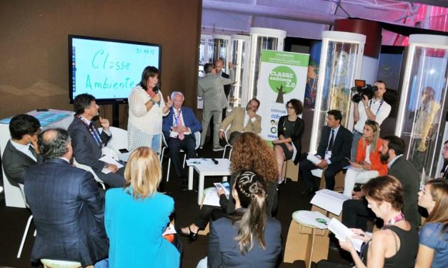 Ad Expo la prima classe digitale dedicata all'educazione ambientale