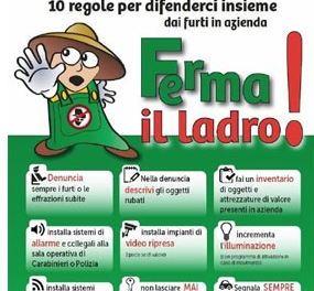 Centinaia di furti nelle campagne bolognesi. Il Prefetto Sodano incontra gli agricoltori