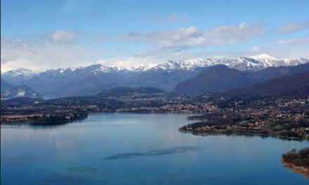 Lago di Varese: acque giallastre dove un tempo guizzavano il persico e le anguille