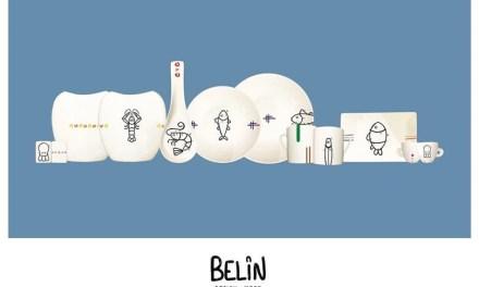 Belin, il concept che racconta il mar Ligure