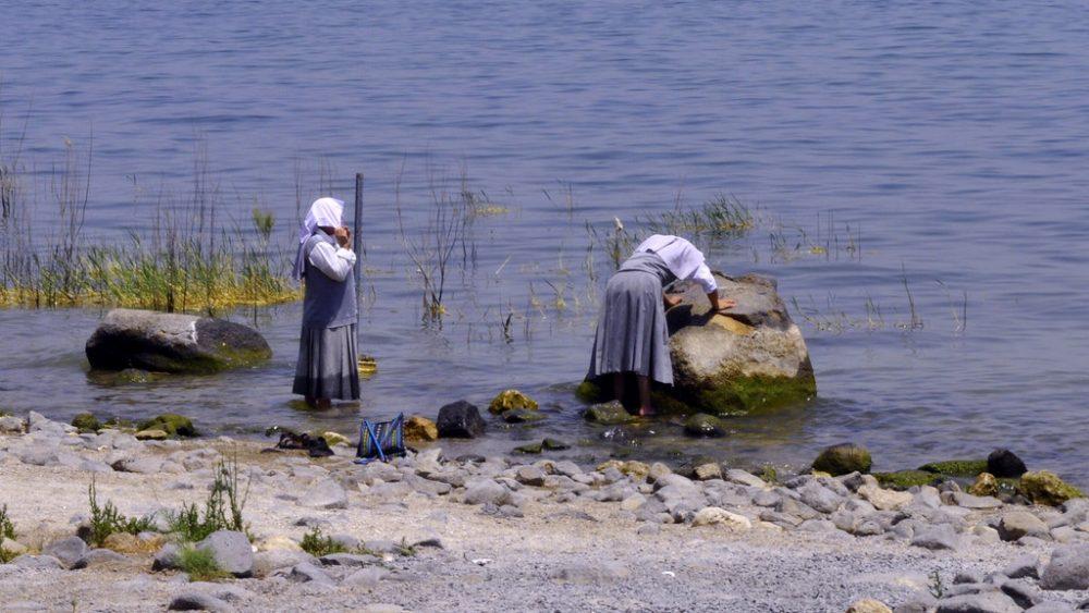 Tabga fiume Eufrate