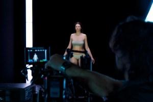 Backstage Vitasnella The Perfect Woman