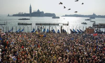 Venezia, parco giochi d' Italia