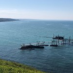 La Costa dei Trabocchi: il valore aggiunto delle acque marittime abruzzesi-molisane