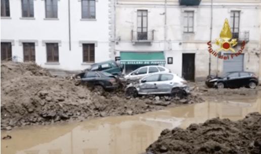 La furia dell'acqua: tre morti a Bitti
