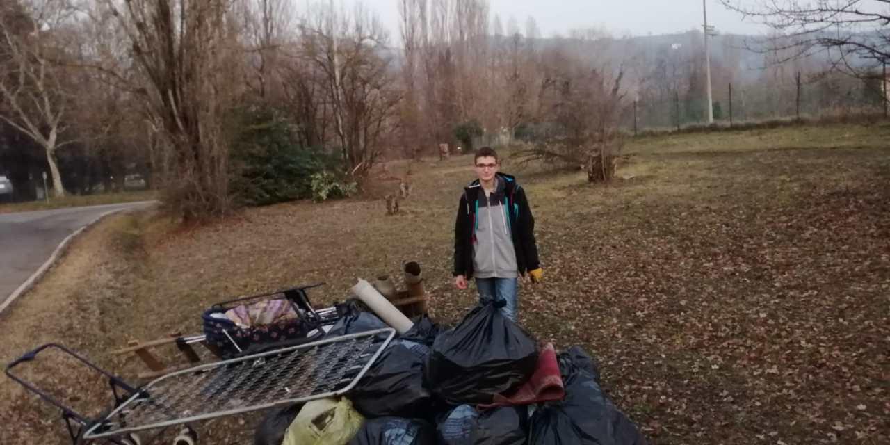 Si parla di spazzatura, ma non è trash. Una storia d'amore per il riciclo