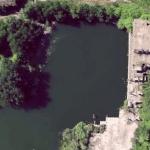 Spunta un lago in mezzo al cemento. A Roma