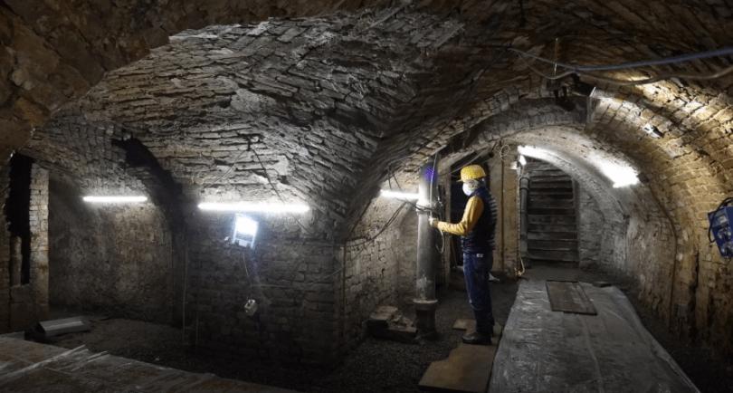 L'antico acquedotto. Parma lo riscopre