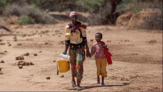 Report UNICEF stress idrico 9 bambini su10