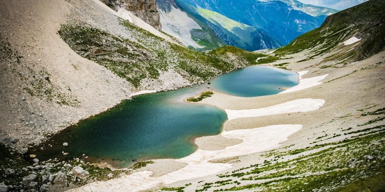 Il Lago di Pilato, dove vive il chirocefalo