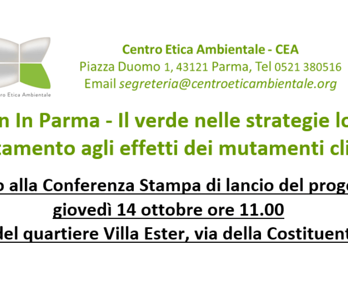 Green in Parma