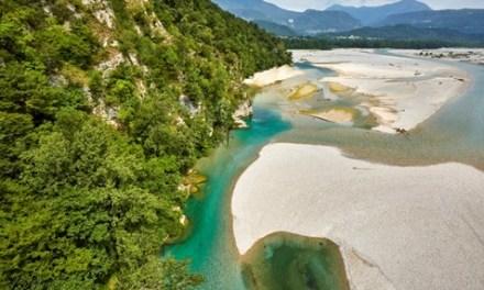 Valorizzare le bellezze del Friuli, Tagliamento patrimonio Unesco