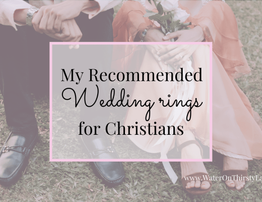 recommended wedding rings