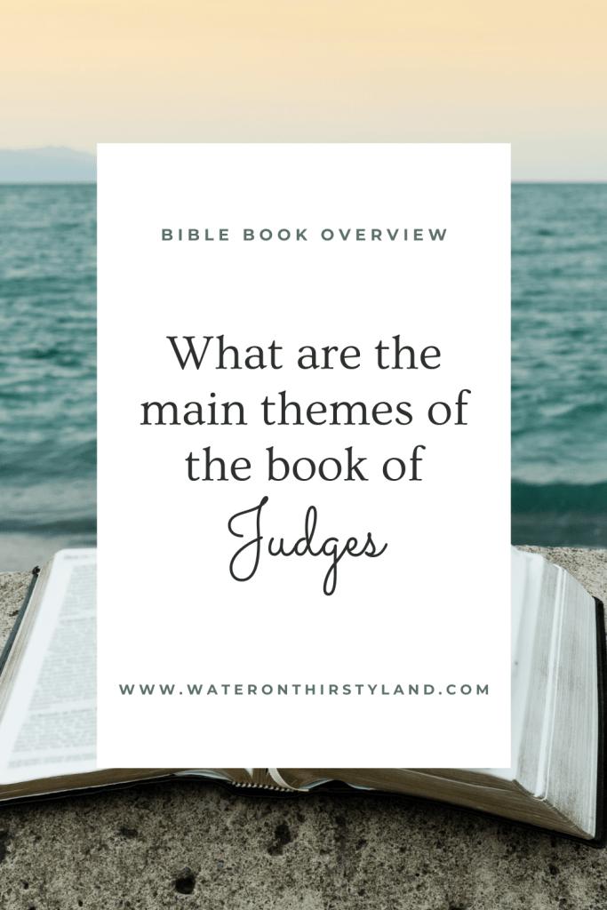 Judges Overview