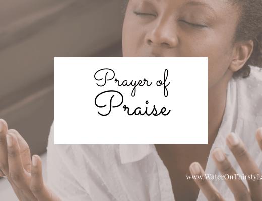 Prayer of Praise