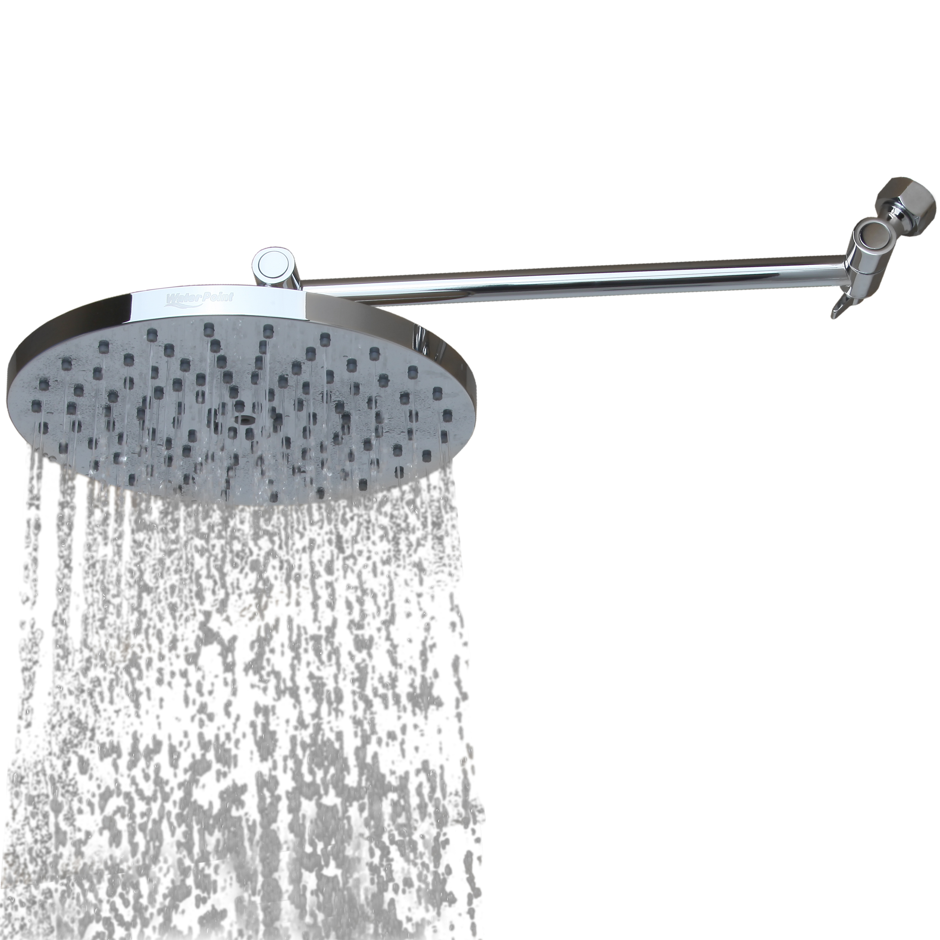 8 Inch Rain Shower Head With Air Intake System