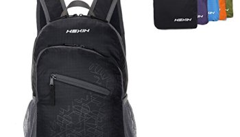 2a3867bf73 HEXIN Rated 20L 33L Lightweight Waterproof Foldable Backpack Hiking Daypack