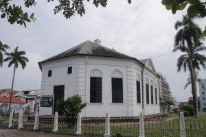Kerkplein - Paramaribo - Suriname