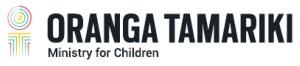 Min for Children strapline logo 2018