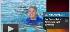 NBC Video Can't Swim Well