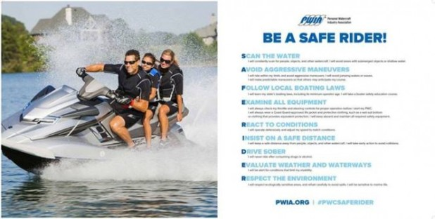 PWIA Safe Rider Pledge