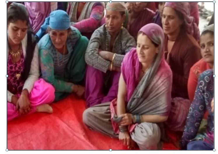 Women Aam Sabha
