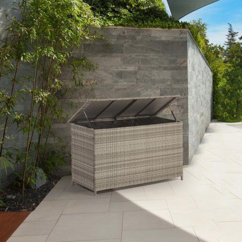 barcelona garden cushion storage box