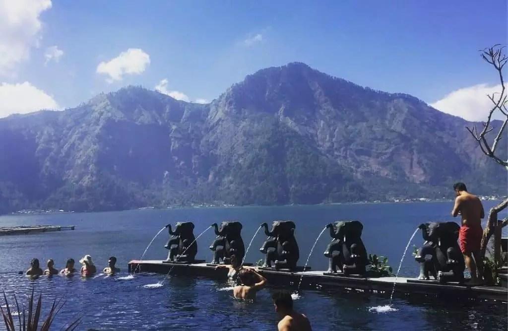 Inilah Sejarah Dibalik Keindahan Kawasan Danau Batur di Kintamani, Bali 1