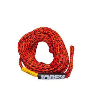 Jobe 4 Persons Funtube Rope Red