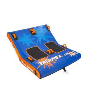 Talamex Funtube Chill & Thrill 2 Persoons