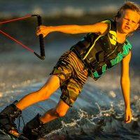 Photos: People Enjoying Water Sports