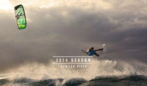 2014 Cabrinha Kiteboarding Season