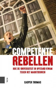 Cover boek Competentie rebellen