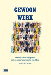 cover Gewoon werk Rineke van Daalen