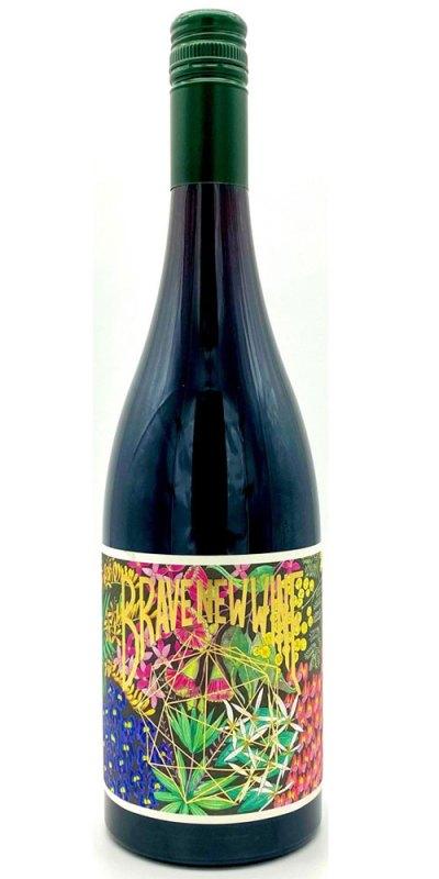 Brave New Wine Pi-Oui Pinot Noir 2019