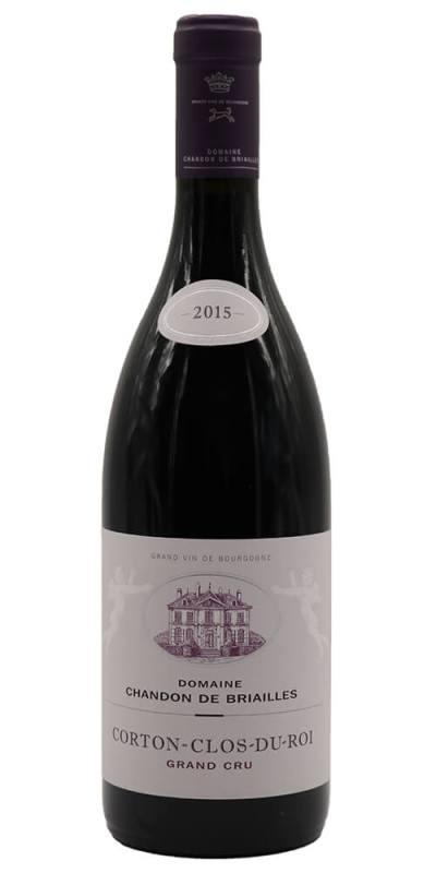 Chandon de Briailles Corton-Clos du Roi Grand Cru 2015
