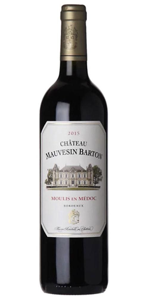 Chateau Mauvesin Barton 2015
