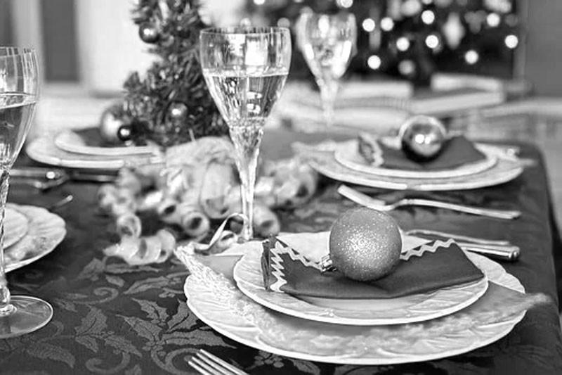 Christmas Food and Wine Matching