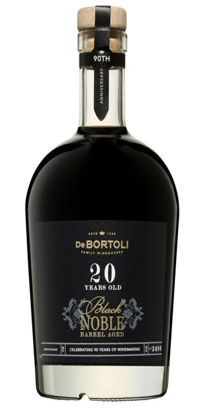De Bortoli Black Noble 90th Aniversary 20 Years Old