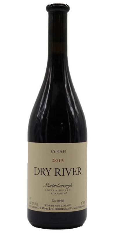 Dry River Syrah 2013